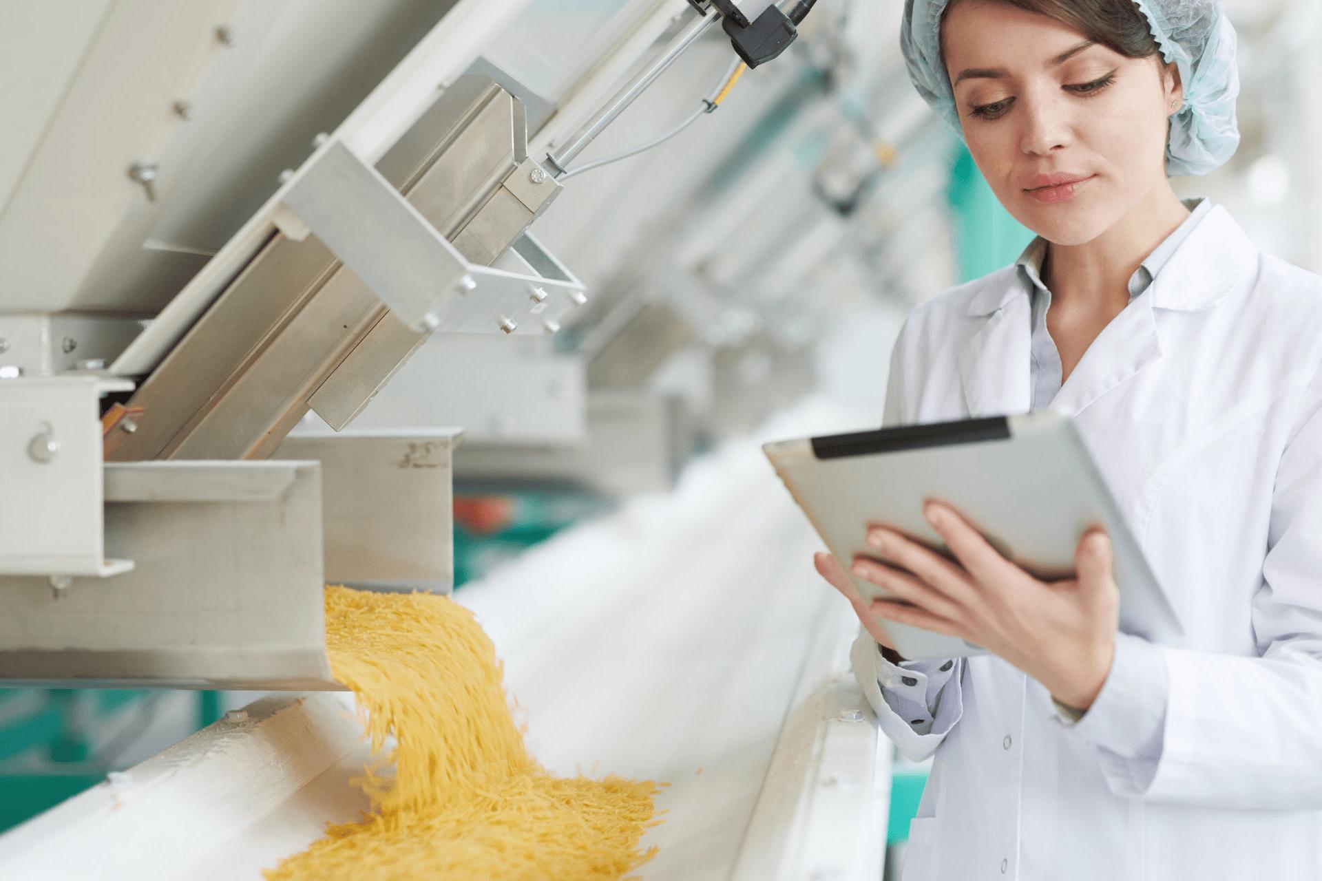 Control de plagas en productos agroalimentarios almacenados