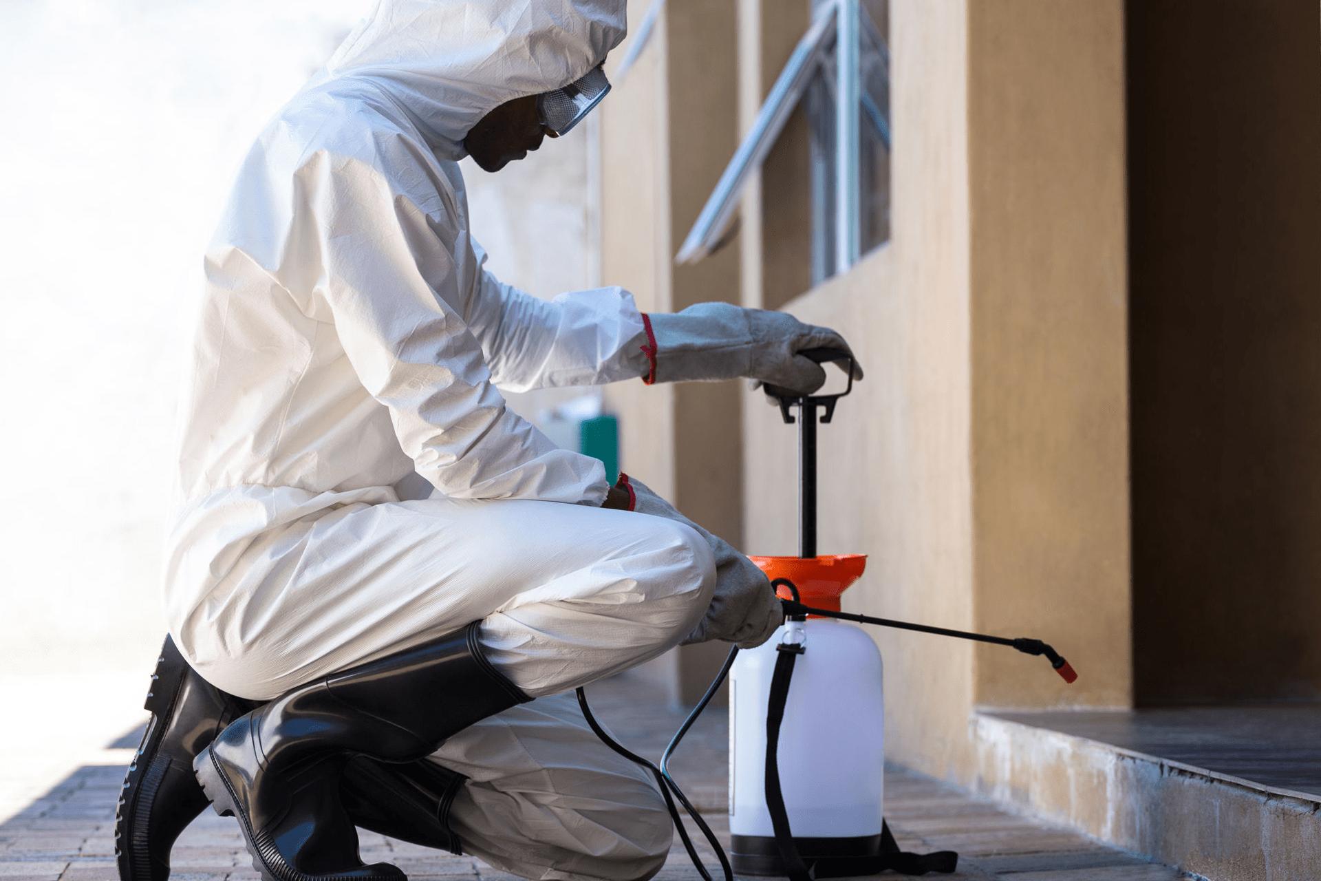 Prevención y protección de riesgos asociados al control de plagas